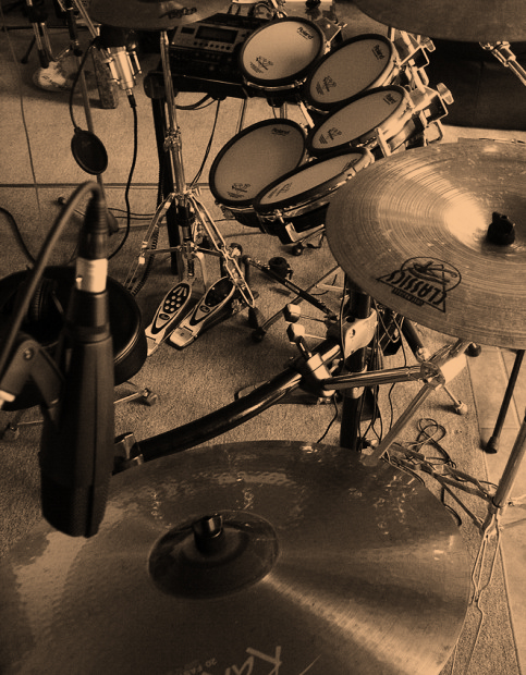 HOMEPAGE Roland Drums